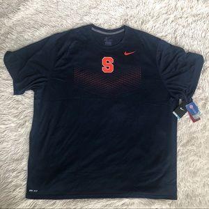 Men's Nike Syracuse University dry-fit T-shirt